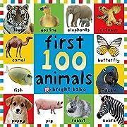 First 100 Animals av Roger Priddy