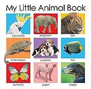 My Little Animal Book av Roger Priddy