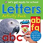 Early Learning Activity Pack - Letters…