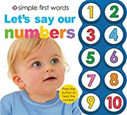 Simple First Words Let's Say Our…