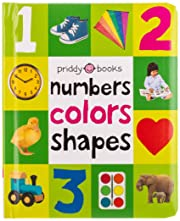 Numbers Colors Shapes (First 100) av Roger…