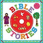 Bible Stories: with a Read-Along Audio CD de…