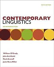 Contemporary Linguistics von William O'Grady
