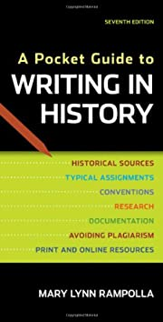 A Pocket Guide to Writing in History –…