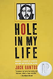 Hole in My Life – tekijä: Jack Gantos