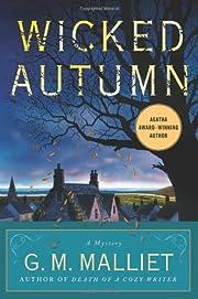 Wicked Autumn: A Max Tudor Novel by G. M.…