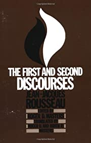 The First and Second Discourses – tekijä:…