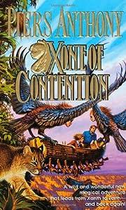 Xone of Contention av Piers Anthony