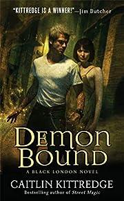 Demon Bound (Black London, Book 2) de…