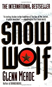 Snow Wolf af Glenn Meade