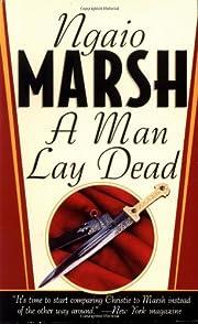 A Man Lay Dead (Dead Letter Mysteries) av…