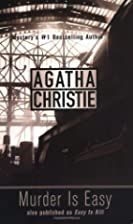 Easy to Kill by Agatha Christie