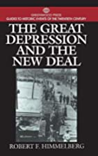 The Great Depression and the New Deal…