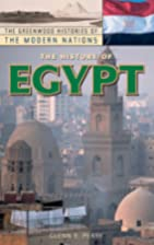 The History of Egypt (The Greenwood…