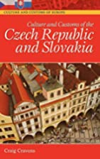 Culture and Customs of the Czech Republic…