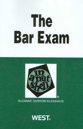 Bar Prep Courses & Self Study - Bar Review Guide for
