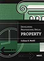 Developing Professional Skills: Property by…