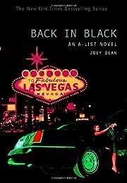 Back in Black: An A-List Novel av Zoey Dean