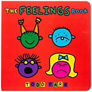 The Feelings Book af Todd Parr
