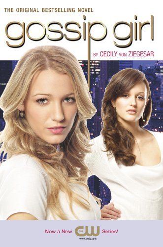 Gossip Girl written by Cecily von Ziegesar
