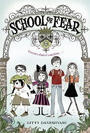 School of Fear (School of Fear, 1) de Gitty…