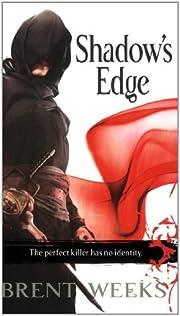 Shadow's Edge: The Night Angel Trilogy,…