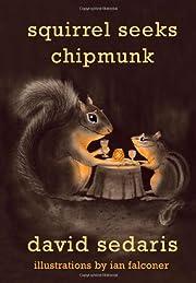 Squirrel Seeks Chipmunk: A Modest Bestiary…