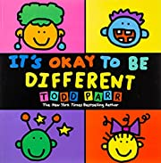 It's Okay To Be Different af Todd Parr