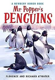 Mr. Popper's Penguins av Richard Atwater
