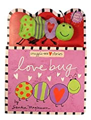 Love Bug (Board Book with Plush Toy) –…