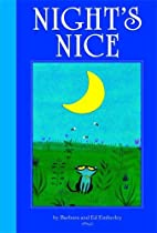 Night's Nice by Barbara Emberley