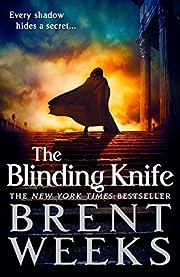 The Blinding Knife (Lightbringer, 2) de…