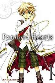 Pandora Hearts, Vol. 1 de Jun Mochizuki