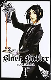 Black Butler, Volume 1 [ BLACK BUTLER,…