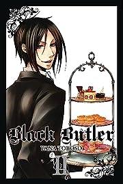 Black Butler, Vol. 2 de Yana Toboso
