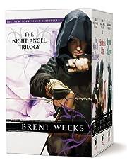 The Night Angel Trilogy de Brent Weeks