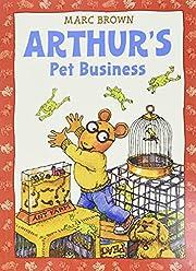 Arthur's Pet Business (An Arthur…