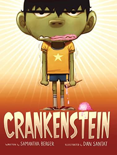 Crankenstein by Samantha Berger