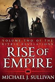 Rise of Empire (Riyria Revelations box set…