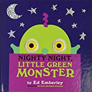 Nighty Night, Little Green Monster af Ed…