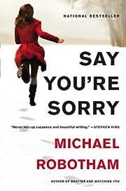 Say You're Sorry (Joe O'Loughlin Book 6) av…