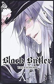 Black Butler, Vol. 14 by Yana Toboso