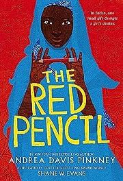 The Red Pencil por Andrea Davis Pinkney