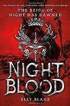 Nightblood by Elly Blake
