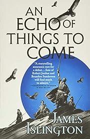 An Echo of Things to Come de James Islington