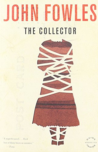 The Collector written by John Fowles