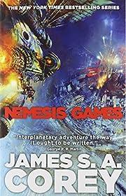 Nemesis Games (The Expanse, 5) de James S.…