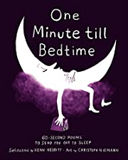One Minute till Bedtime: 60-Second Poems to…