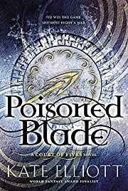 Poisoned Blade (Court of Fives) av Kate…