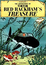 Red Rackham's Treasure (The Adventures of…